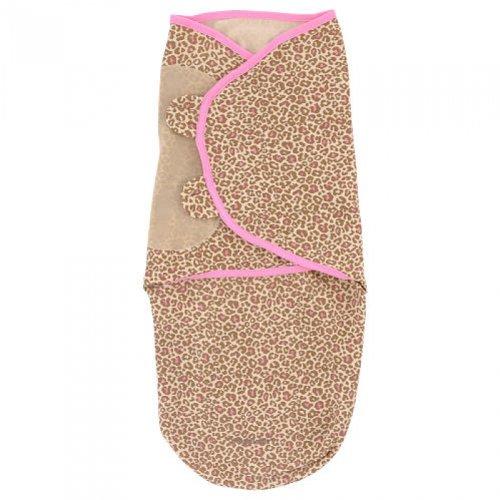 Summer Infant SwaddleMe verstellbar Infant Wrap Leopard, klein/mittel–1Ea,...