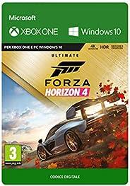 Forza Horizon 4 Ultimate   Xbox One - Codice download