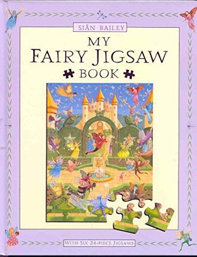 My fairy jigsaw book