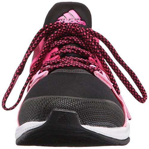 Scarpe Adidas Performance Gymbreaker Bounce Formazione Black/Metallic Silver/Shock Pink