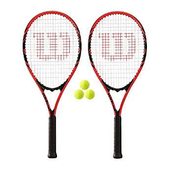 Wilson Federer 110 Raquetas...