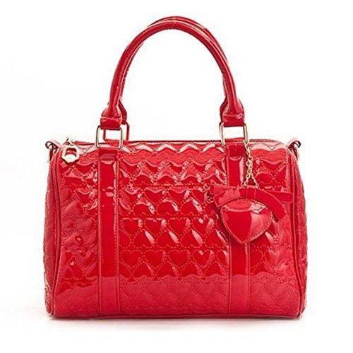 Borse da donna/Borse Vintage/Borsa a tracolla moda/borsa a tracolla Incline-D D