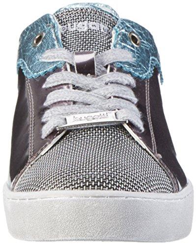 Bugatti Damen J7608pr6n Sneaker Blau (metal / blau 815)