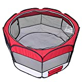 Corrales de exterior Pet Playpen Dog Cat Valla Jaula DIY Ejercicio Yard Kennel para Mascotas Pequeñas Portable Pet Supplies (Color : Style-3)