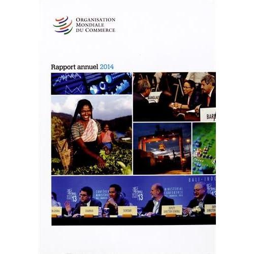 Organisation Mondiale du Commerce : Rapport annuel 2014