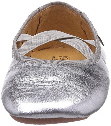 Petit By Sofie Schnoor Indoor Shoe, Chaussons fille Argent - Argenté