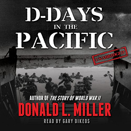 D-Days in the Pacific  Audiolibri