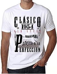 Clásico 1954, Añejado a la perfección, camiseta regalo, regalo cumpleaños hombre