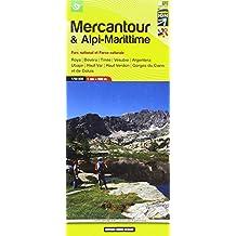 Libris Wanderkarte 07. Mercantour 1 : 50 000