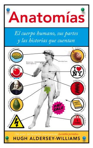 Descargar Libro Anatomías: El cuerpo humano, sus partes y las historias que cuentan de Hugh Aldersey-Williams