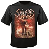 SKINLESS - Only the Ruthless Remain - T-Shirt Größe XL
