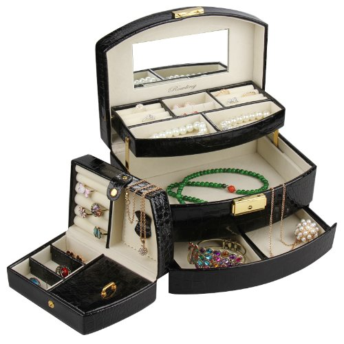 rowling-black-faux-leather-jewellery-box-with-an-automatic-opening-action-jewellery-display-storage-