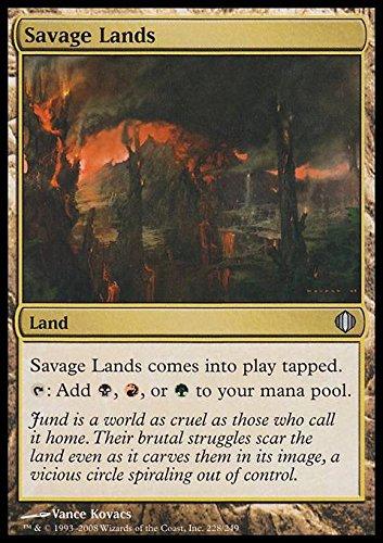 Magic: the Gathering - Savage Lands - Shards of Alara by Magic: the Gathering