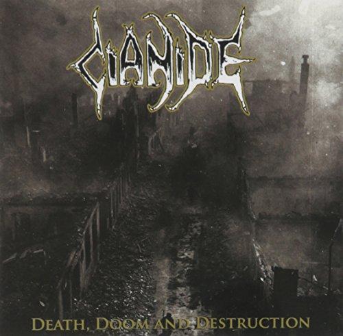 Cianide: Death Doom Destruction (Audio CD)