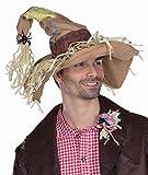 Kostüm Zubehör Hut Vogelscheuche Karneval
