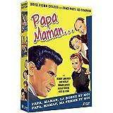 Papa, maman, la bonne et moi + Papa, maman, ma femme et moi