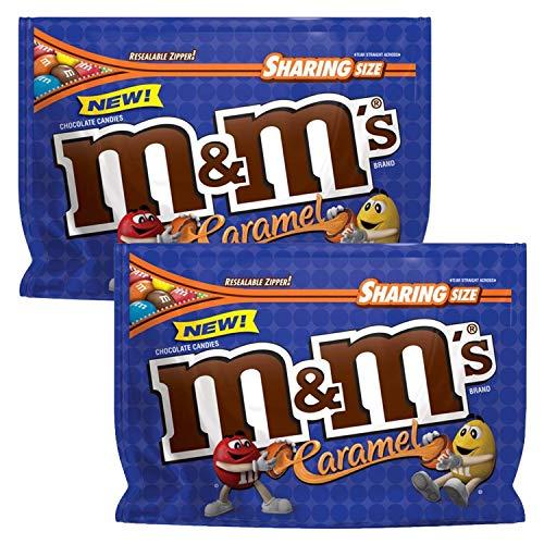 Hecho con verdadero chocolate con leche, M & M'S caramelo caramelos de chocolate son una delicia. Perfecto para fiestas y celebraciones de todo tipo, este sabroso manjar es una gran adición a comidas frías del caramelo y bolsas favor de partido. ...