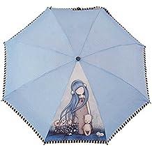 Paraguas de bastón Gorjuss Original de Santoro