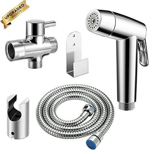 WC Hand Bidet Sprayer Kit Bidet WC Spray Einstellbare Handheld WC Bidet Wasser -