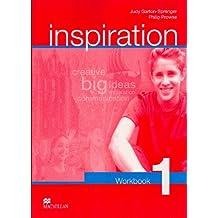 Inspiration 1: Workbook: Level 1 by Judy Garton-Sprenger (2005-06-02)
