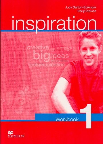 Inspiration 1: Workbook: Level 1 by Judy Garton-Sprenger (2005-06-02)