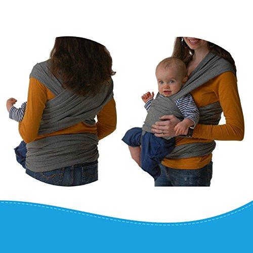 Echarpe de Portage pour transporter le Bébé ✮ Sac à dos Porte Bébé ✮  Echarpe Sling ... 45c0dfbef8c