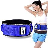 Massage Belt,Slimming Fitness Belt Electric Lose Weight Vibration Waist Exerciser Belt