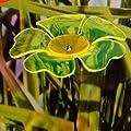 """Gartenstecker Lichtspiel """"Blume"""" 3-tlg. Set H 50 cm von Annastore auf Du und dein Garten"""