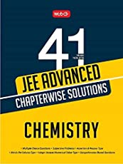 41 Years JEE Advance Chapterwise Solutions - Chemistry
