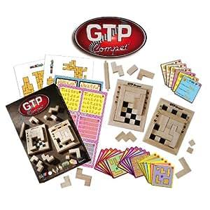 GTP Compet édition 2015, jeu de trétris en 2D ou 3D absolument génial