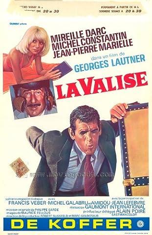 The Man in the Truck Affiche du film Poster Movie Le homme dans le camion (11 x 17 In - 28cm x 44cm) Belgian Style A