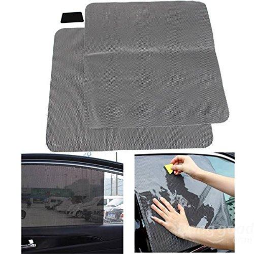 mark8shop Auto Seite Fenster Schutz Statische Sun Block Sun Shade Shield Visier - Fenster Shade Auto Seite