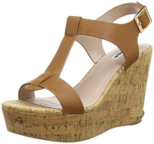 Dune Kier Di, Chaussures à semelles femme Marron (clair)