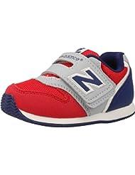 Zapatillas para ni�o, color Rojo , marca NEW BALANCE, modelo Zapatillas Para Ni�o NEW BALANCE FS996 OPI Rojo