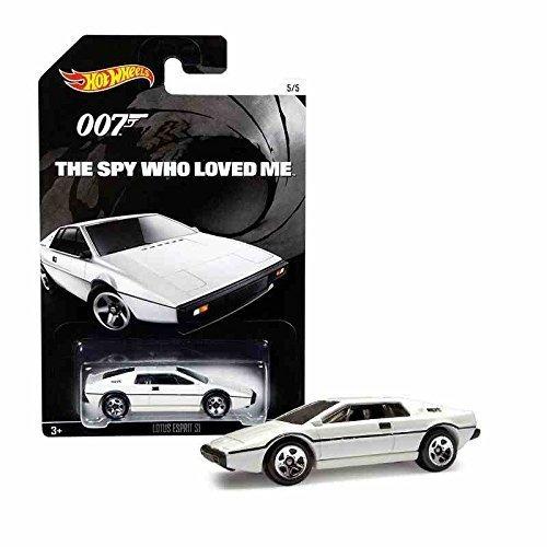 Hot Wheels James Bond 007 2015 - The Spy Who Loved Me (5 de 5)
