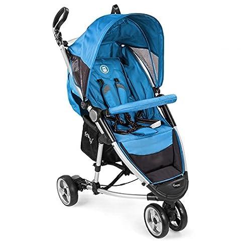 Froggy® NEO Kinderwagen Buggy Blau