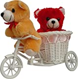 Anishop 2 Cute Running Teddy with on a c...