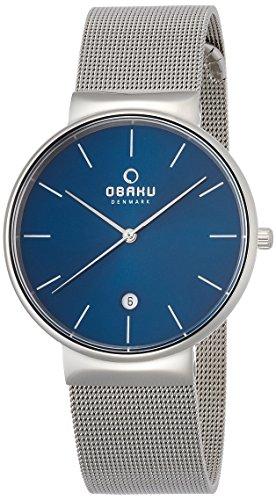 Obaku reloj hombre V153GDCLMC