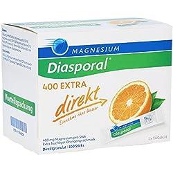Magnesium Diasporal 400 Extra direkt Granulat 100 stk