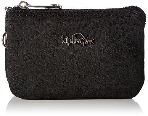Kipling CREATIVITY S KT K1416513R Damen Taschenorganizer 15x10x5 cm (B x H x T), Schwarz (Black Blush 13R)