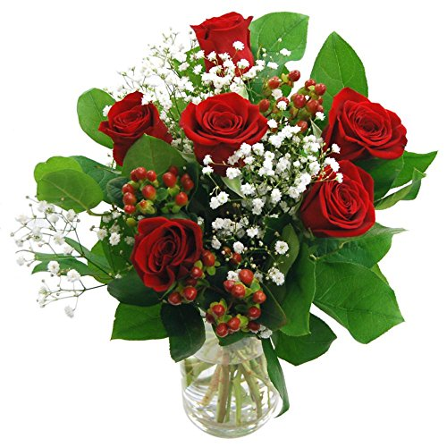 clare-florist-romantic-flowers-heartfelt-red-roses-bouquet-6-gorgeous-high-grade-fresh-roses