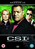 CSI: Las Vegas- Complete Season 10 [DVD]
