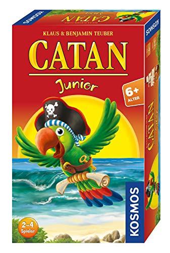 Catan Junior Mitbringspiel: 2 - 4 Spieler