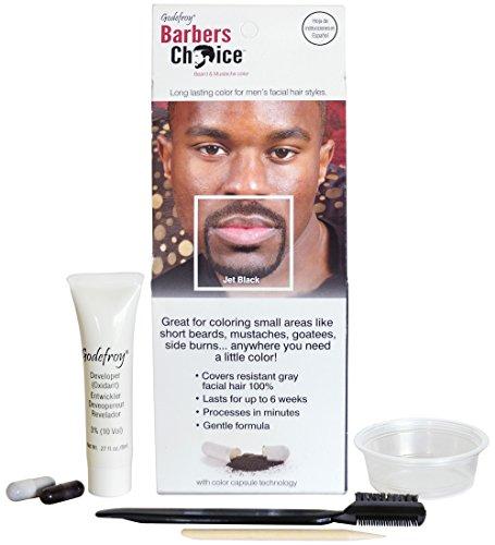 Godefroy Barbers Choice - Kit aplicación barba bigote