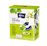 #10: Bella India Herbs Panty Liners - 60 Pieces (Tilia Flower)