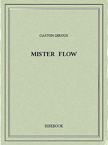 Couverture du livre Mister Flow