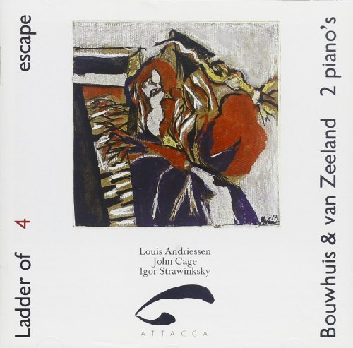 2 Escape Ladder (Ladder of Escape 4: 2 Piano's by Stravinsky, I. (2009-09-01))