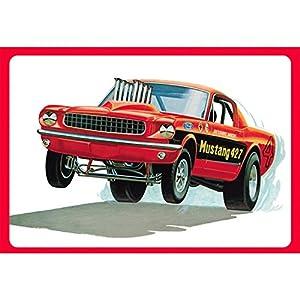 AMT 1: 25Escala 1965Ford Mustang Funny Car Modelo Kit