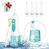 Best Water Picks - MARNUR Water Flosser Oral Irrigator Cordless Water Flossers Review