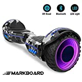Markboard Overboard SUV 6.5 Pouces, Gyropode Hover Scooter Board Tout-Terrain 700W,...